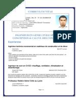 Ingénieur Civil + CVCD HVAC