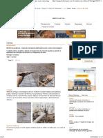Melhores Práticas - Veja as Principais Verificações Pré e Pós-concretagem _ Equipe de Obra1