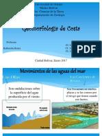 Geomorfología de Costa
