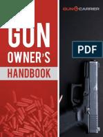 Gun Carrier Gun Owners Handbook