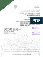 Oficio CNBV (Inscripción FUNO 17 y FUNO 17-2)