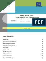 Deliverable 5.2b Guide for Tourists En