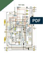 Diagrama Eléctrico VW