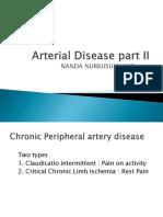 Arterial Disease Part II