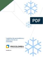 Logistica de Perecederos y Cadena de Frio en Colombia