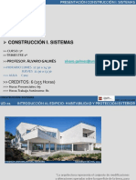 PRESENTACION ASIGNATURA CONST18