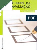 Perrenoud , Philippe - O Papel da Avaliação.pdf
