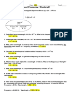 Wavelength Frequency and Enegy Problems KEY.pdf