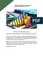 PFCB - Contabilidade Basica
