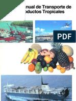 Manual de Transporte de Productos Tropicales