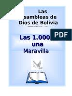 CARATULA LAS 1000  Y UNA MARAVILLA..doc