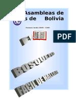 Caratula Del Bosquejo