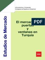 Estudio de mercado. El mercado de puertas y ventanas en Turquía.pdf