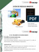 Prevención de Riesgos Mineros - Clase 3