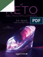 El reto del multimillonario (Los Sinclair 1)- J. S. Scott.pdf