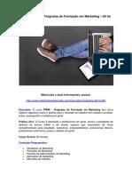 PFMK - Marketing