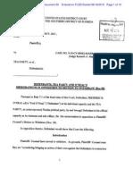 08-18-10 Memorandum in Opposition