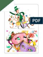 Dibuujo Del Carnaval
