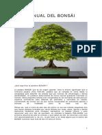 Manual Completo Del Bonsai (de Principio a Fin)