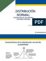 Distribución Normal Con Ejercicios Ppt