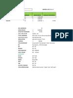 Eejercicio de Una Nomina en Excel