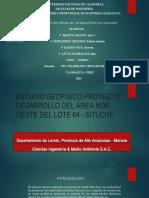 Geofisica SEV.