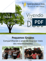 Pequenos Grupos 2018