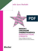 Design e Linguagem Cinematografica Narrativa Visual e Projeto