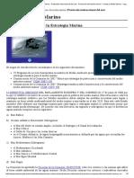 Directiva Marco Sobre La Estrategia Marina - Protección Internacional Del Mar - Protección Del Medio Marino - Costas y Medio Marino - Mapama.es