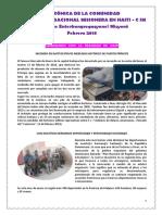 78 Crónica Cim Haiti Febrero 2018 2