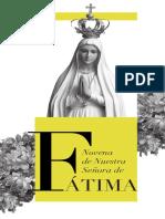 Novena de Fatima