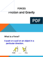 friction-and-gravity