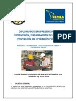 Plan de Trabajo Supervisión - Ing Renzo Flores - Corregido