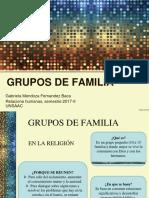 Grupos de Familia