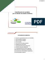 analisis sistemico