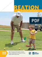 Longmont Recreation Summer 2018 Brochure
