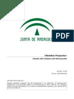 DSI [PROY] Diseno Sistema