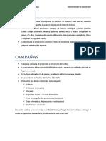 Consignas Papers, Campaña y Monografía