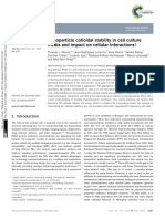 Nanoparticle colloidal stability in cell culture.pdf