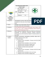 1. SOP Kelengkapan Penulisan Etiket Obat
