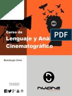 Curso Online de Lenguaje y Anailisis Cinematografico