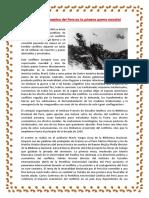 Situacion Economica Del Peru en La Primera Guerra Mundial