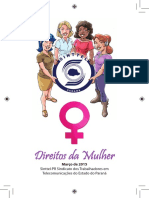 Cartilha 1 - DIREITOS DA MULHER Revisada