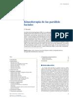 Kinesiterapia de Las Paralisis Faciales
