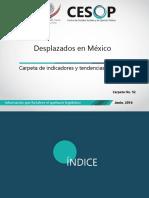 CESOP IL 14 CI52DesplazadosEnMexico 160607