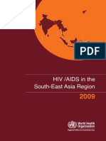 WHO Complete Hiv Report2009
