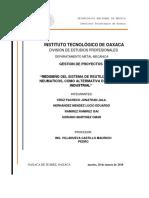 REDISEÑO DEL SISTEMA DE REUTILIZACIÓN DE NEUMATICOS, COMO ALTERMATIVA ECONOMICA INDUSTRIAL