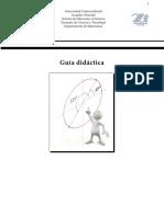 Guia Didactica Recta Real 2015