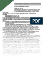 10. BOLILLA 10 - Régimen de Infortunios (MAC)
