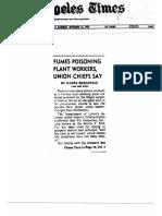 LA Times 1973 Story